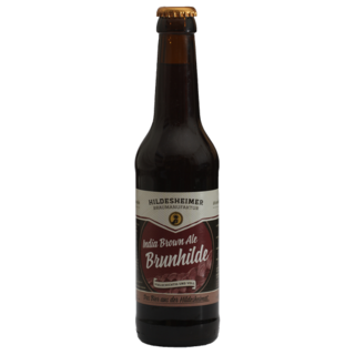 Bier - Brunhilde - India Brown Ale