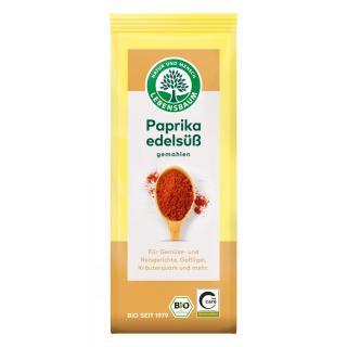 Paprika, edelsüß, gemahlen