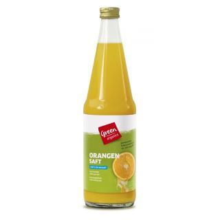 green Orangensaft Direktsaft